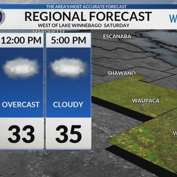 Regional Forecast: Central WI 2/2/2019