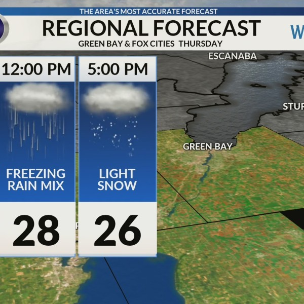 Regional Forecast: Green Bay/Valley  2/7/2019