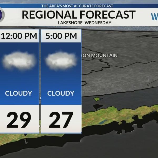 Regional Forecast: Lakeshore 2/6/2019
