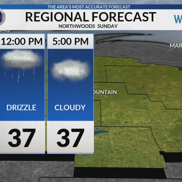 Regional Forecast: Northwoods 2/3/2019