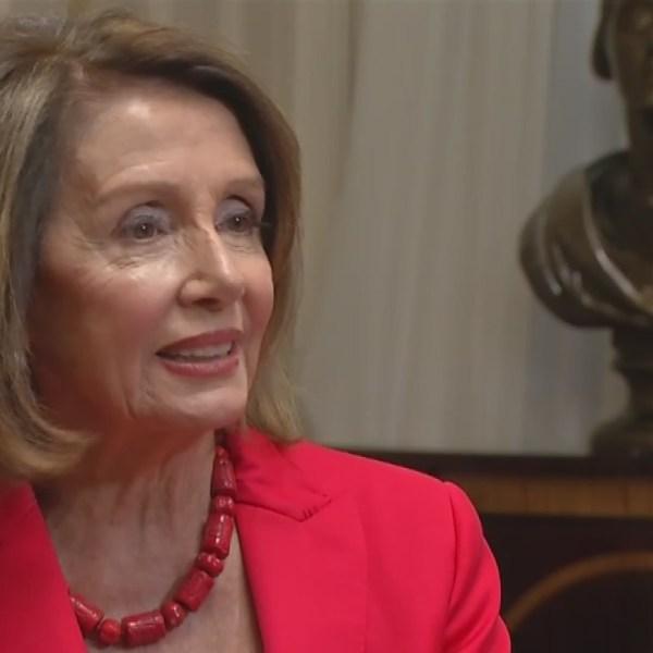 VIDEO: House Speaker Nancy Pelosi: The most powerful woman in America