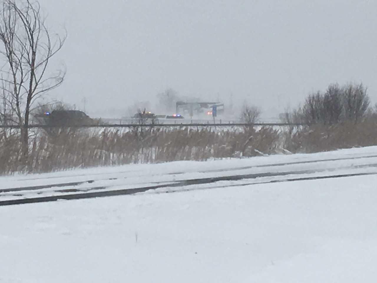 UPDATE: Victim of I-41 Pileup Identified as Iola-Scandinavia