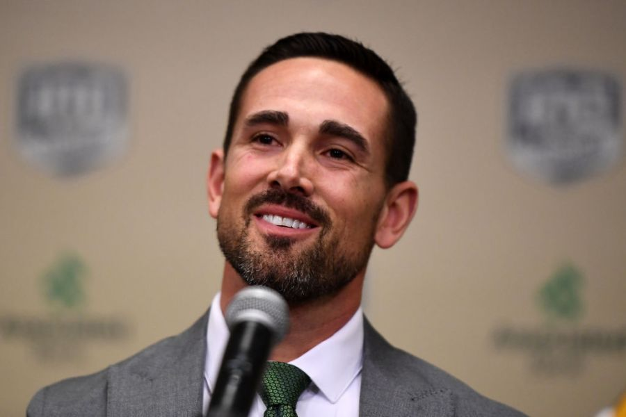 Matt LaFleur introduces coaching staff