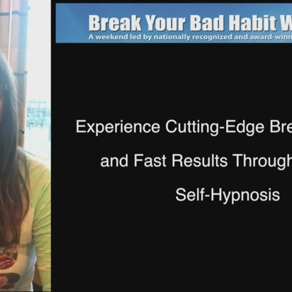 Break Your Bad Habits with Wisconsin Hypnosis