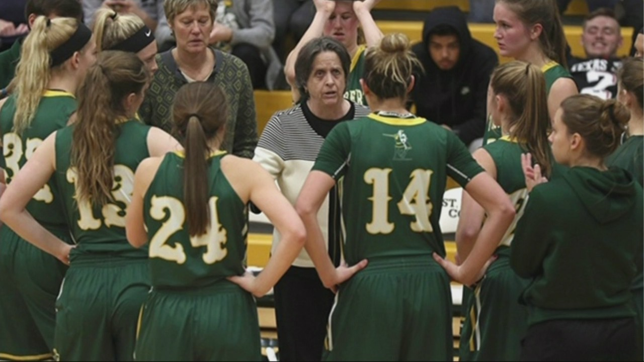Connie Tilley, Longtime St. Norbert College Women's Basketball Coach