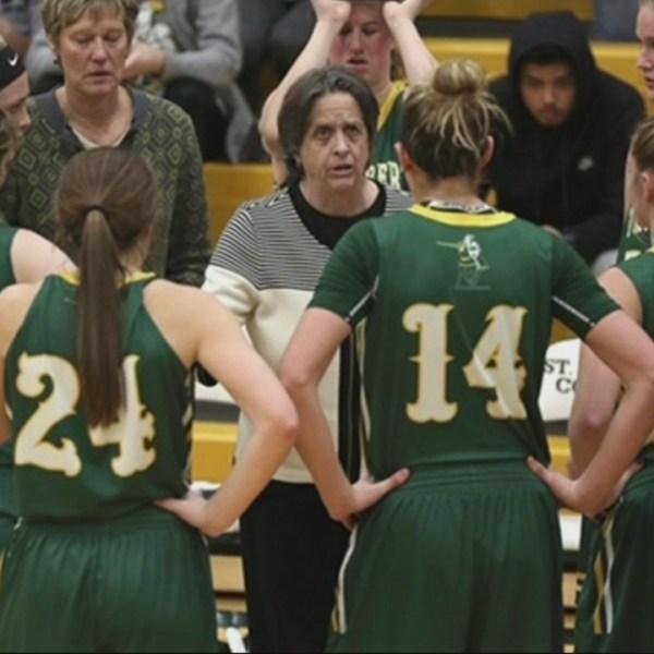 Connie Tilley, Longtime St. Norbert College Women's Basketball Coach