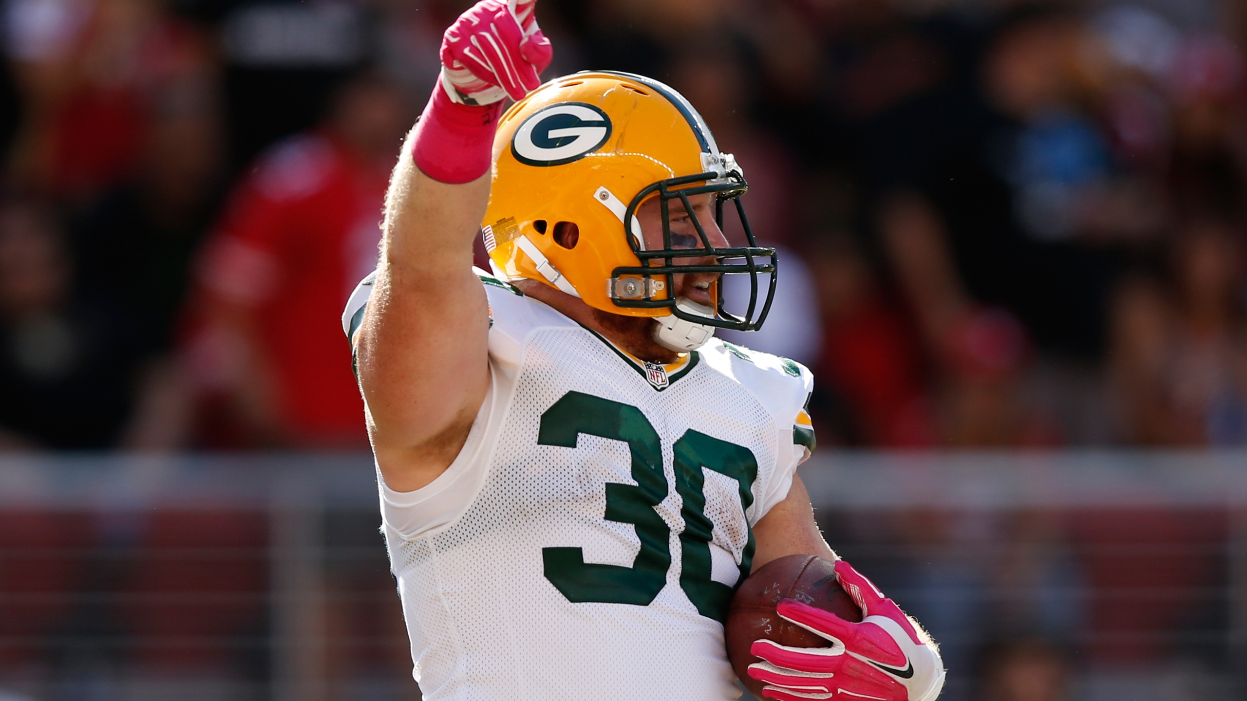 Kuhn retires as a Packer