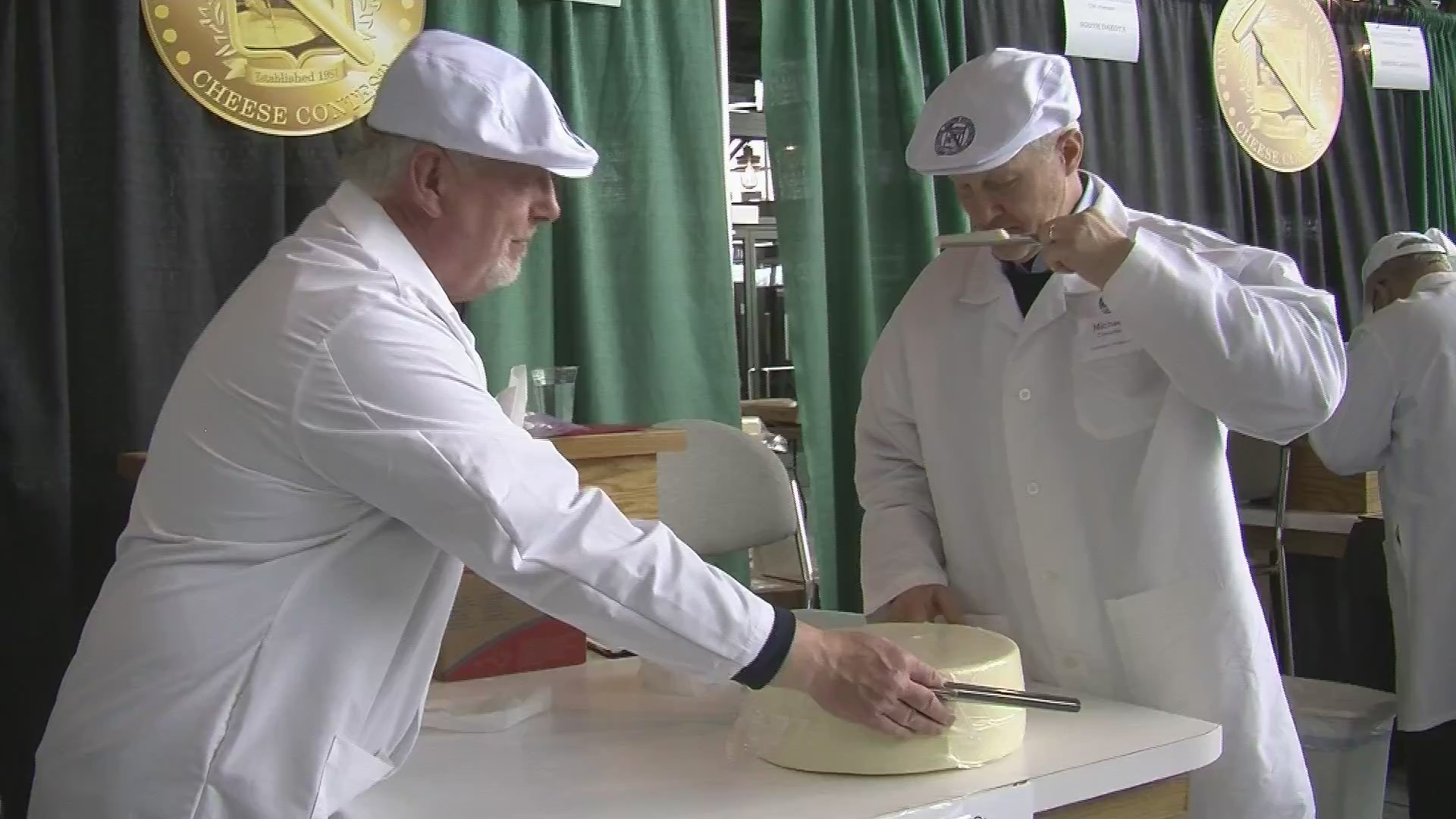 Judging the Best Cheese in the U.S.