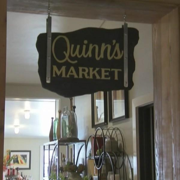 Road Trip: Quinn's Market