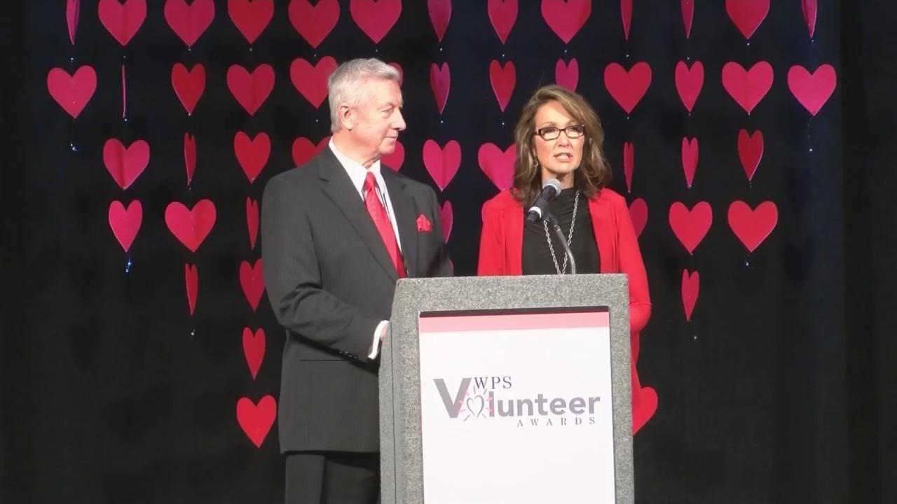 WPS Volunteer Awards