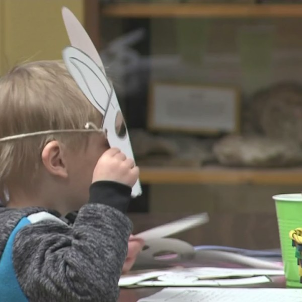Easter event at Wildlife Sanctuary