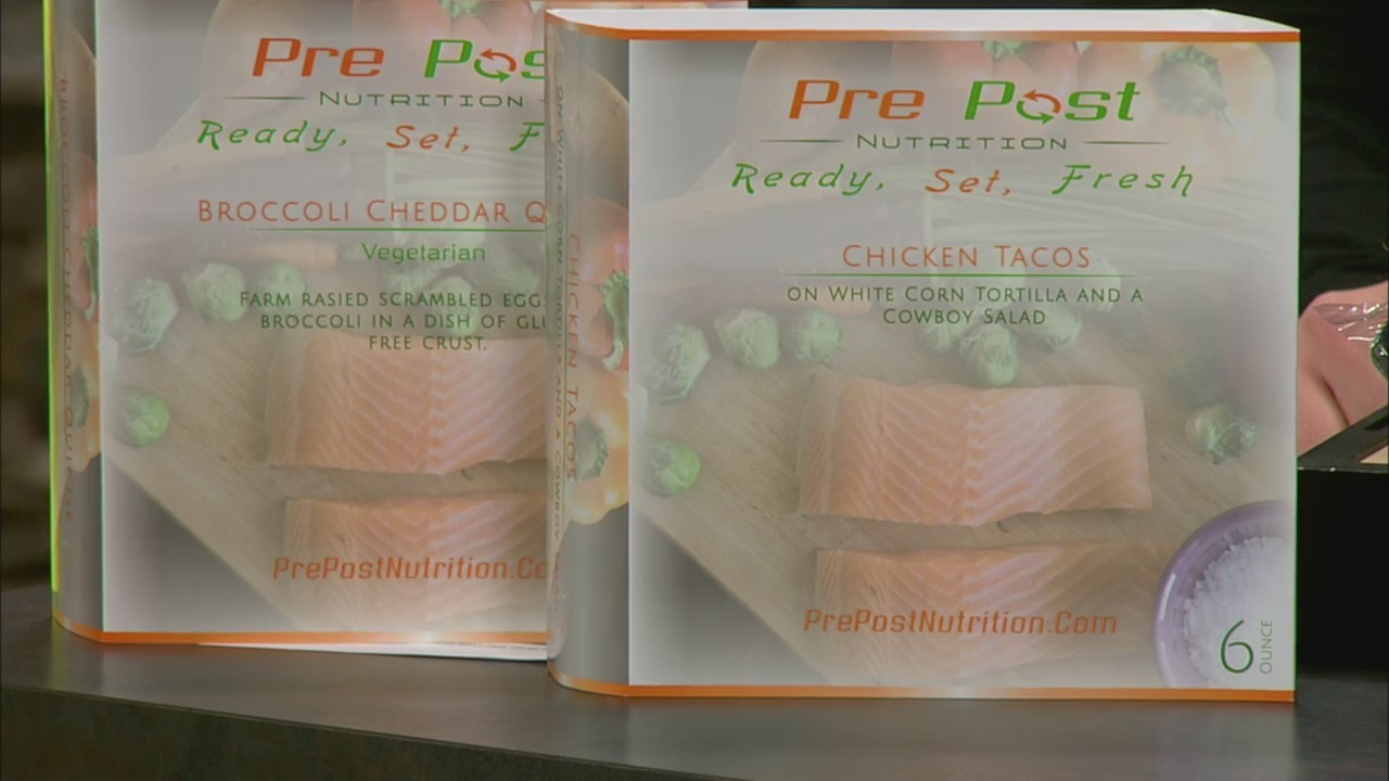 Pre-Post Meals now available at Xperience Fitness