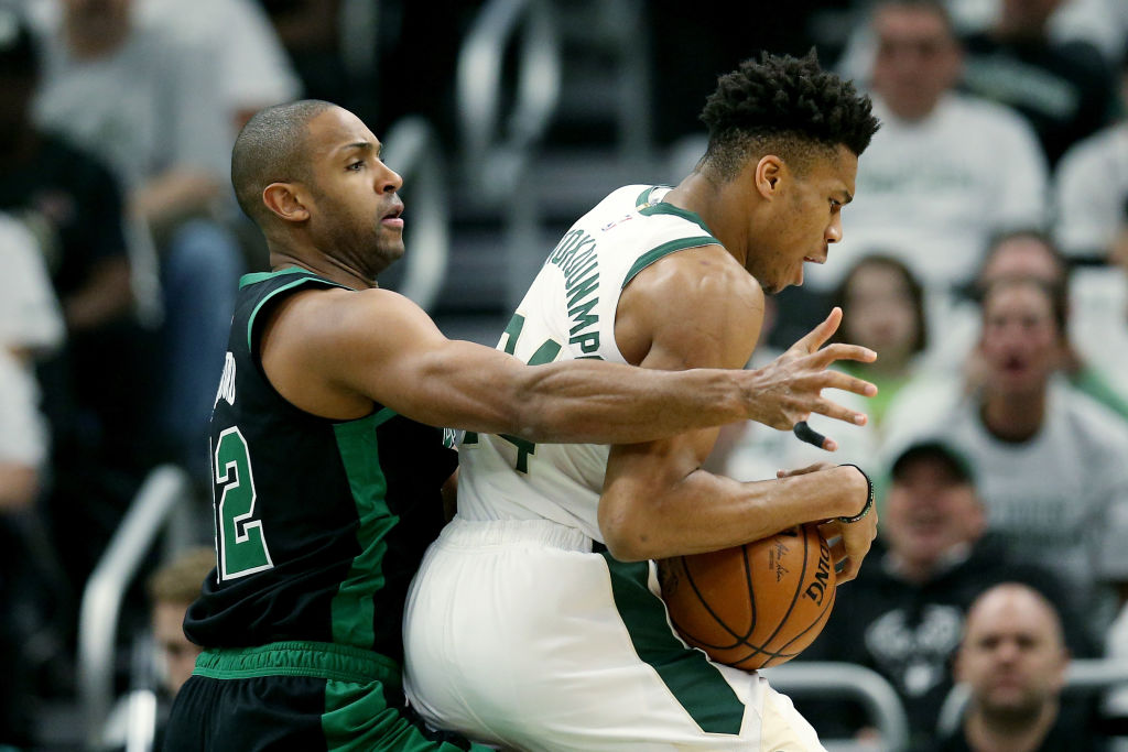 Bucks Fall to Celtics in Game One