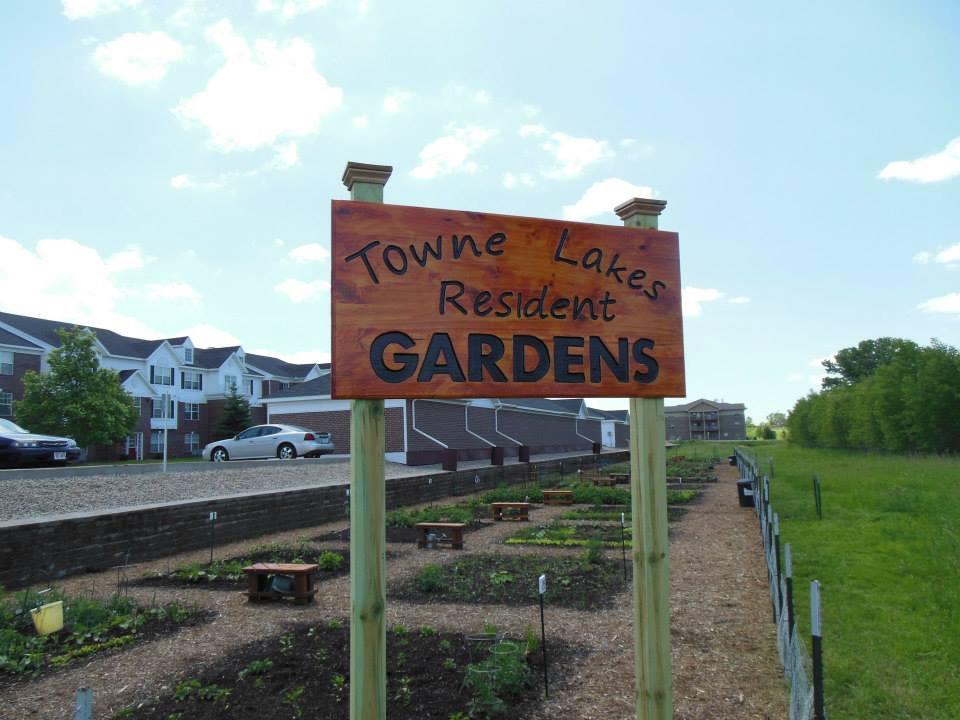 Towne Lakes Resident Gardens