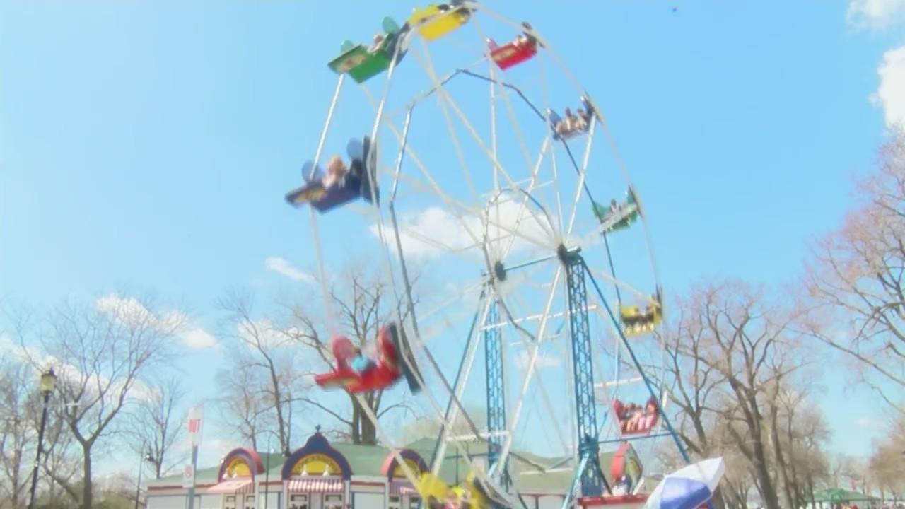 Bay Beach Amusement Park opens for the 2019 season