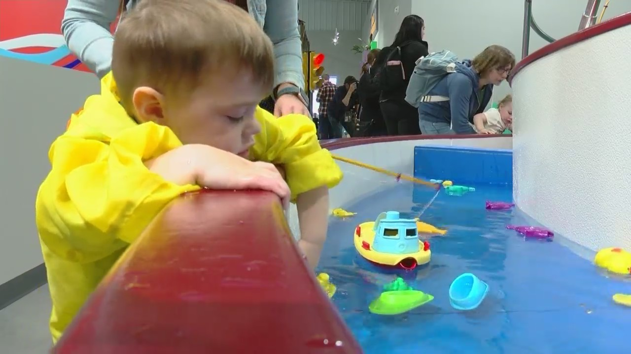 Green Bay Children's Museum Sneak Peak