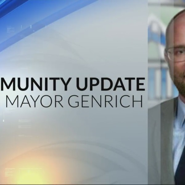 Mayor Genrich Community Update