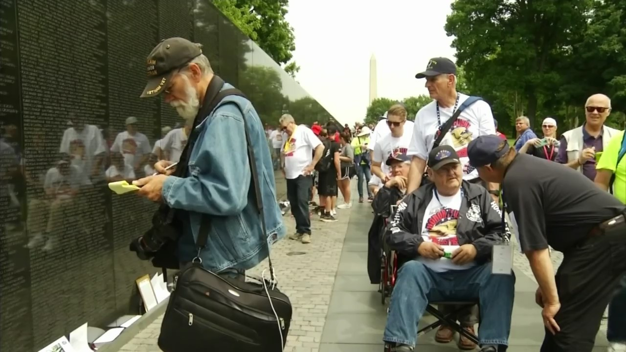 Old Glory Honor Flight