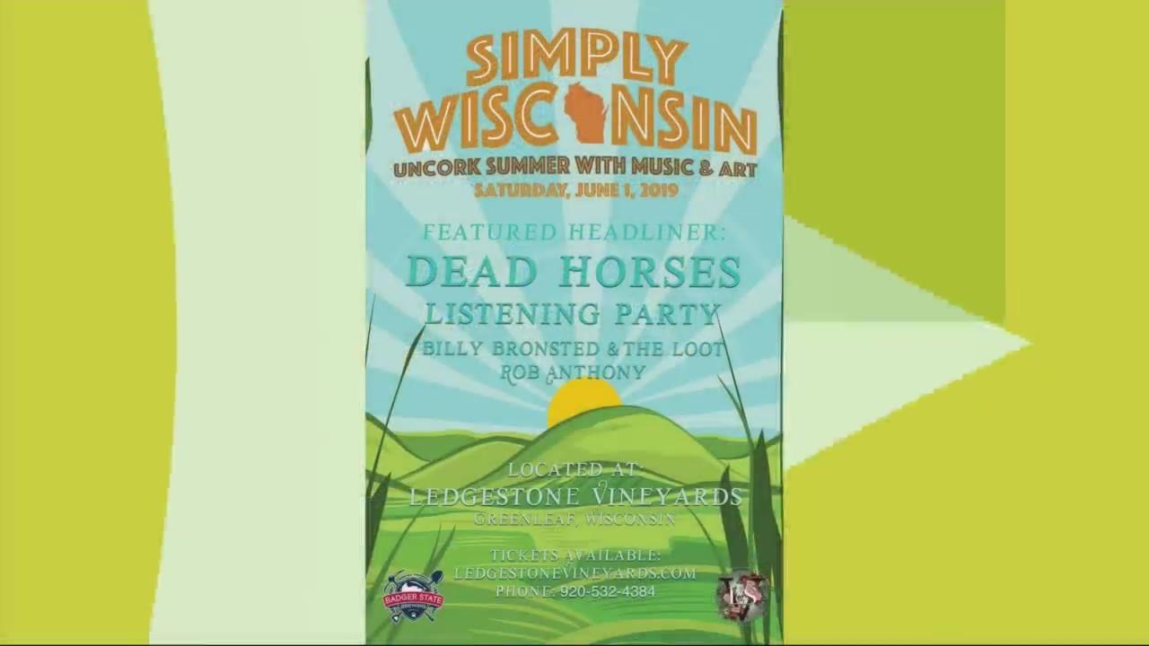 Simply Wisconsin: Uncork Summer