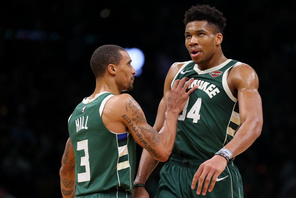 Bucks take commanding 3-1 series lead over Boston