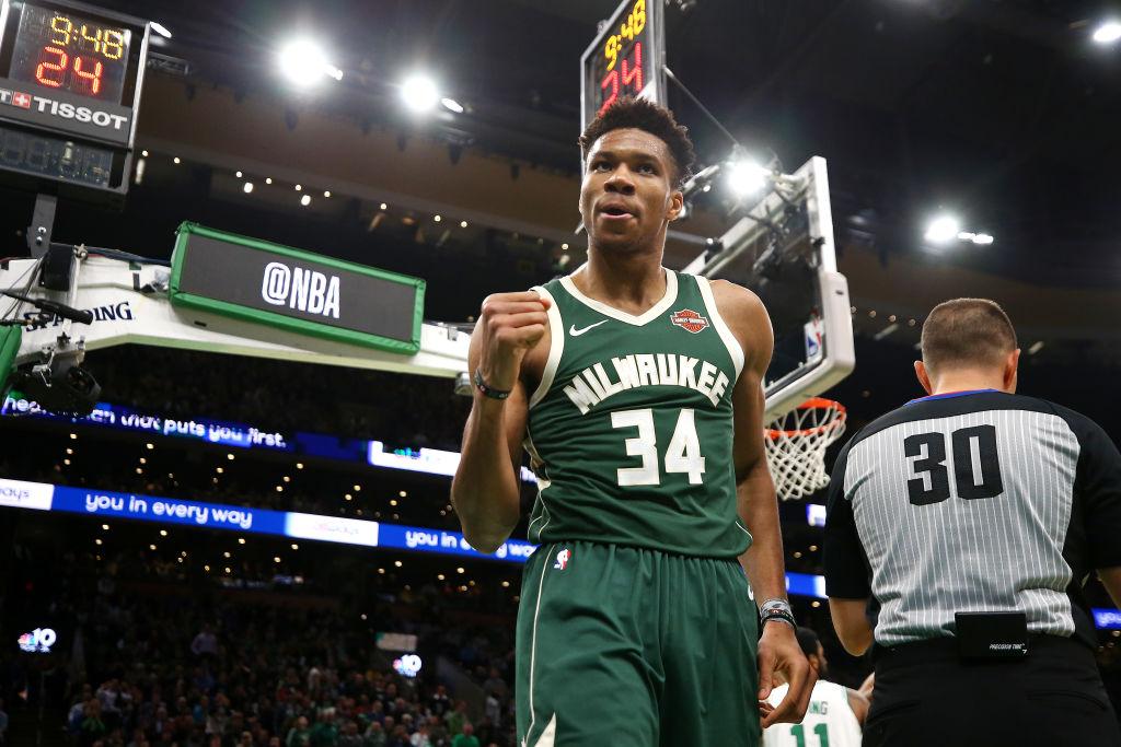 Bucks host Boston with 3-1 series lead