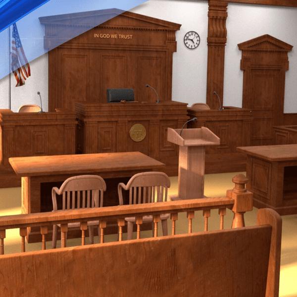 Courtroom WFRV