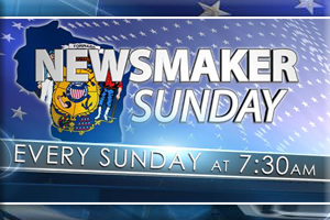 Newsmaker Sunday Logo
