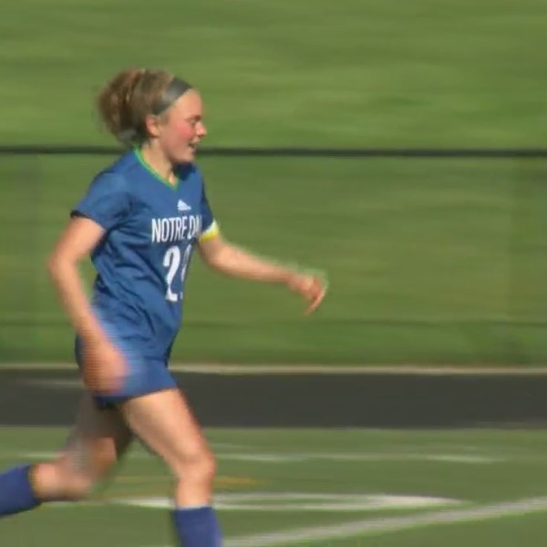 Notre Dame edges Wrightstown to advance to sectional finals