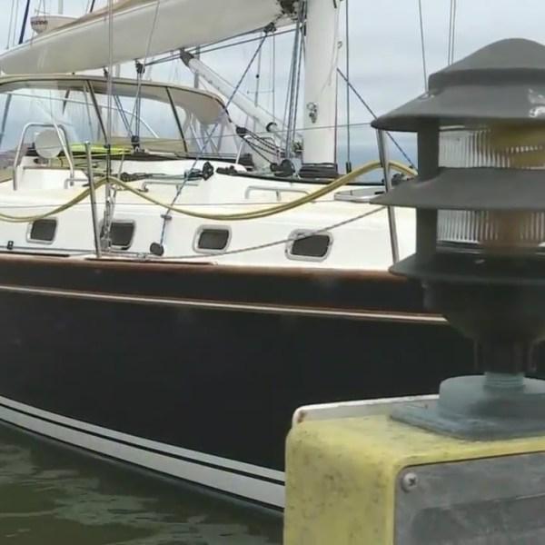 Sailing Boat Stolen
