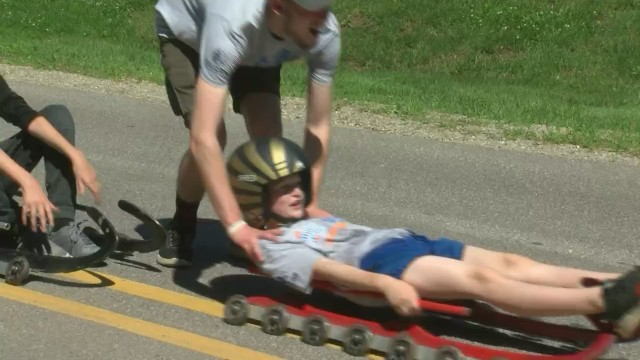 USA Luge visits Appleton to recruit future generation of talent