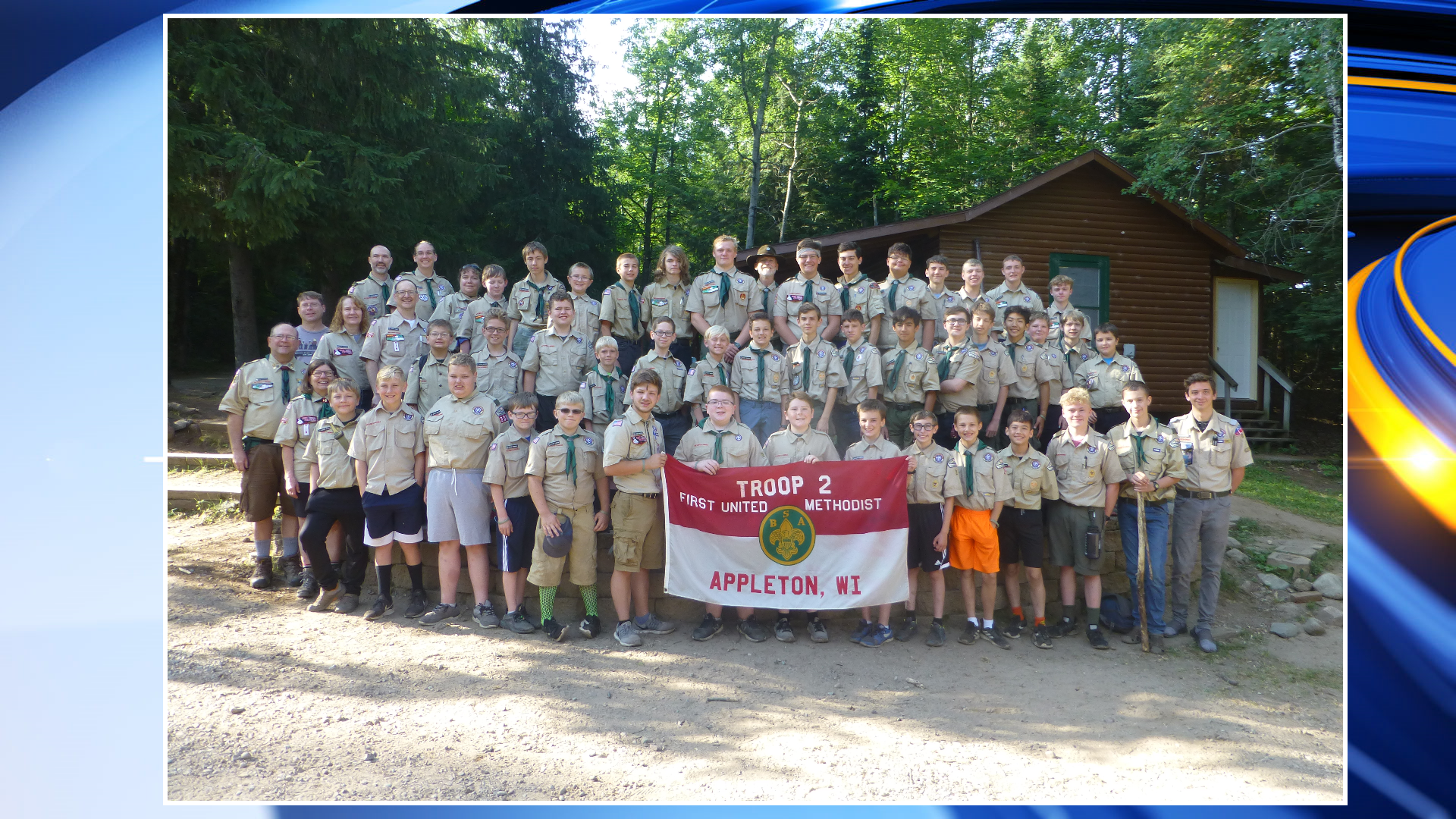 Local Boy Scout Troop preparing to celebrate 100th year