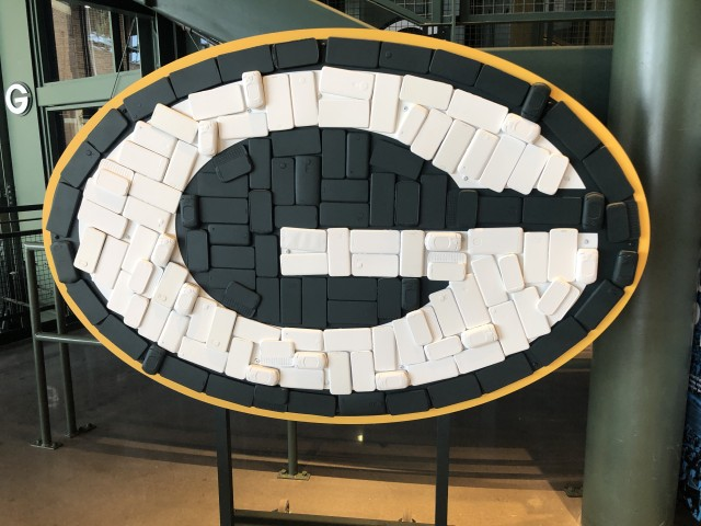 Lambeau Field renovation gives fans a new reason to be charged up on gameday