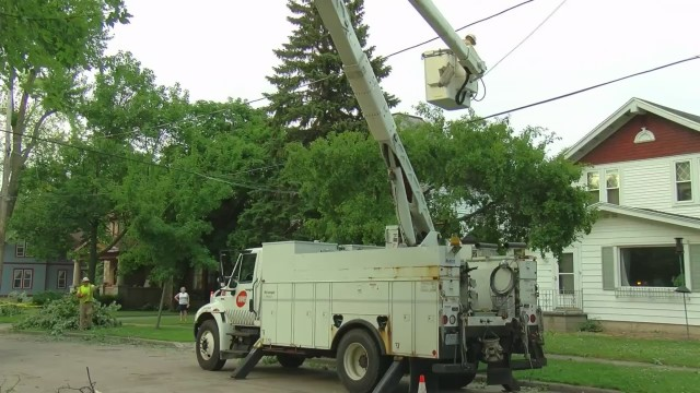 UPDATE: Power to be restored to 95% by Tuesday