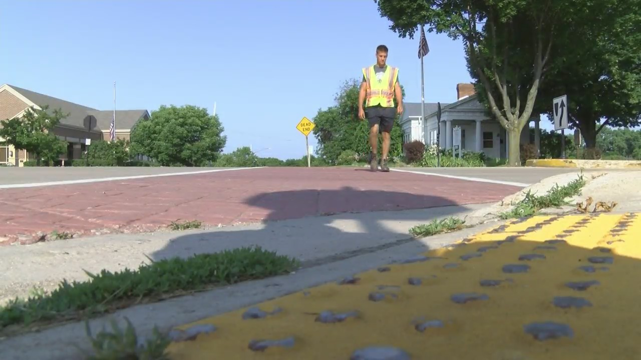 'Frogger' event to be held across Brown County on August 19, possible tickets given to drivers