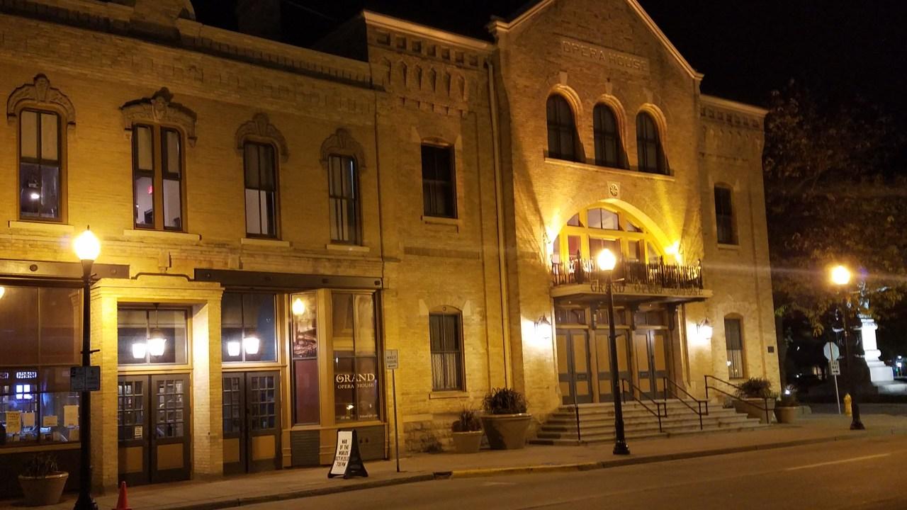 Warren Gerds/Critic at Large: Next season's shows set at historic Oshkosh theater