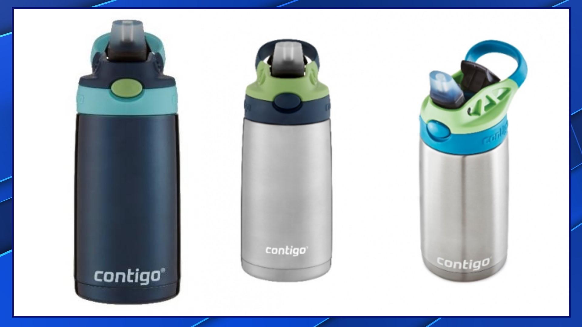 Choking risk prompts recall of 6M kids water bottles