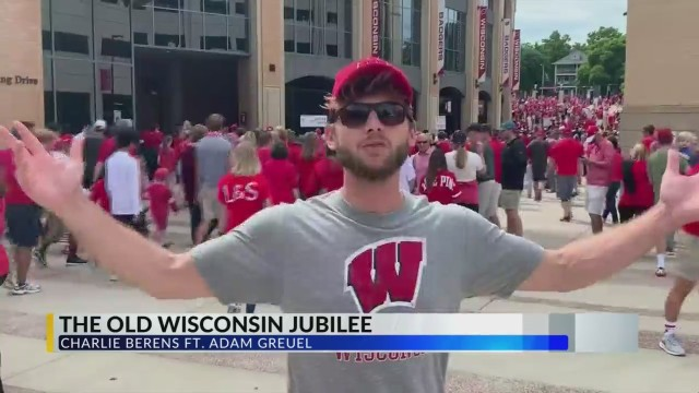 Oh my gosh! Charlie Berens releases new song 'Old Wisconsin Jubilee'