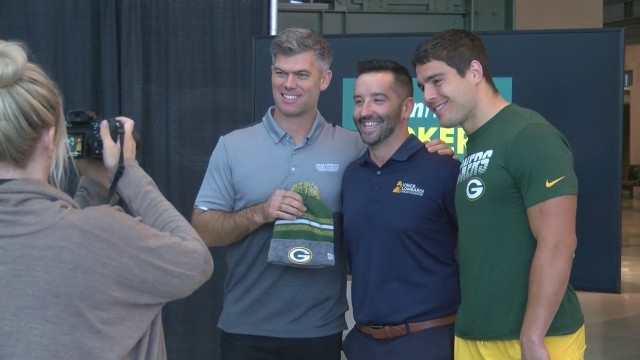 """Packers announce third annual """"Packers vs. Cancer"""" campaign with Bellin Health, Vince Lombardi Cancer Foundation"""