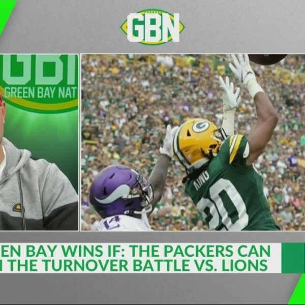 GBN: packers vs lions