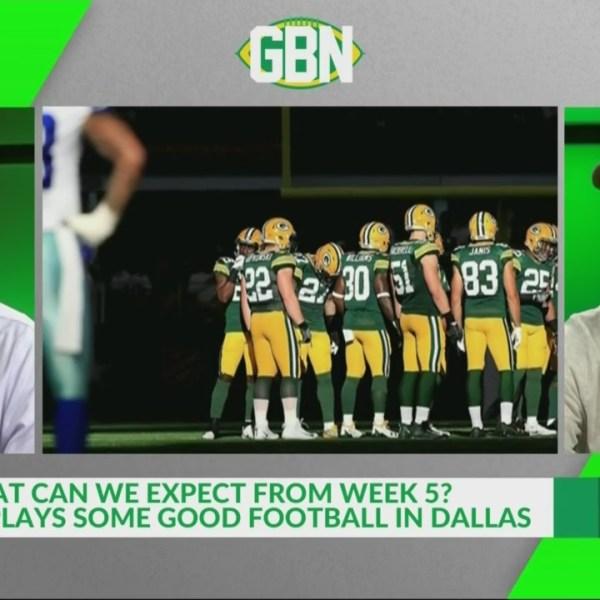 Green Bay Nation: week 5