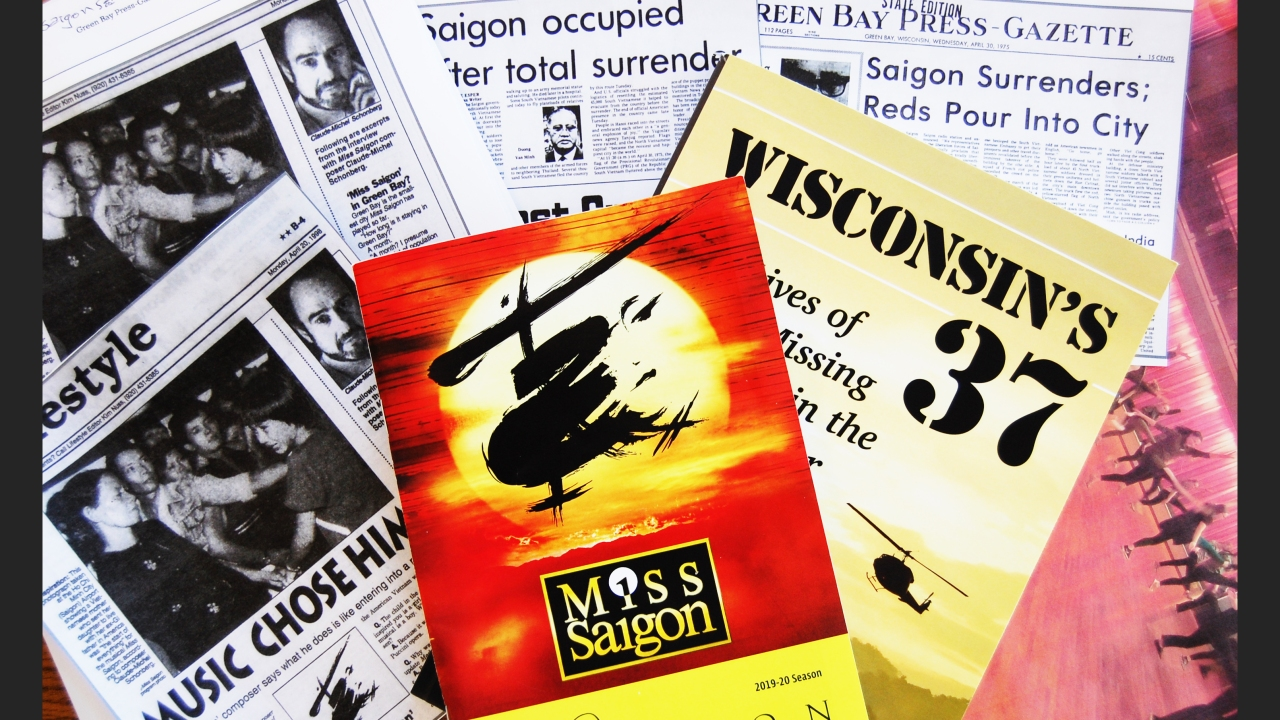 Warren Gerds/Critic at Large: Extra! 'Miss Saigon' stirs 'some real emotions'