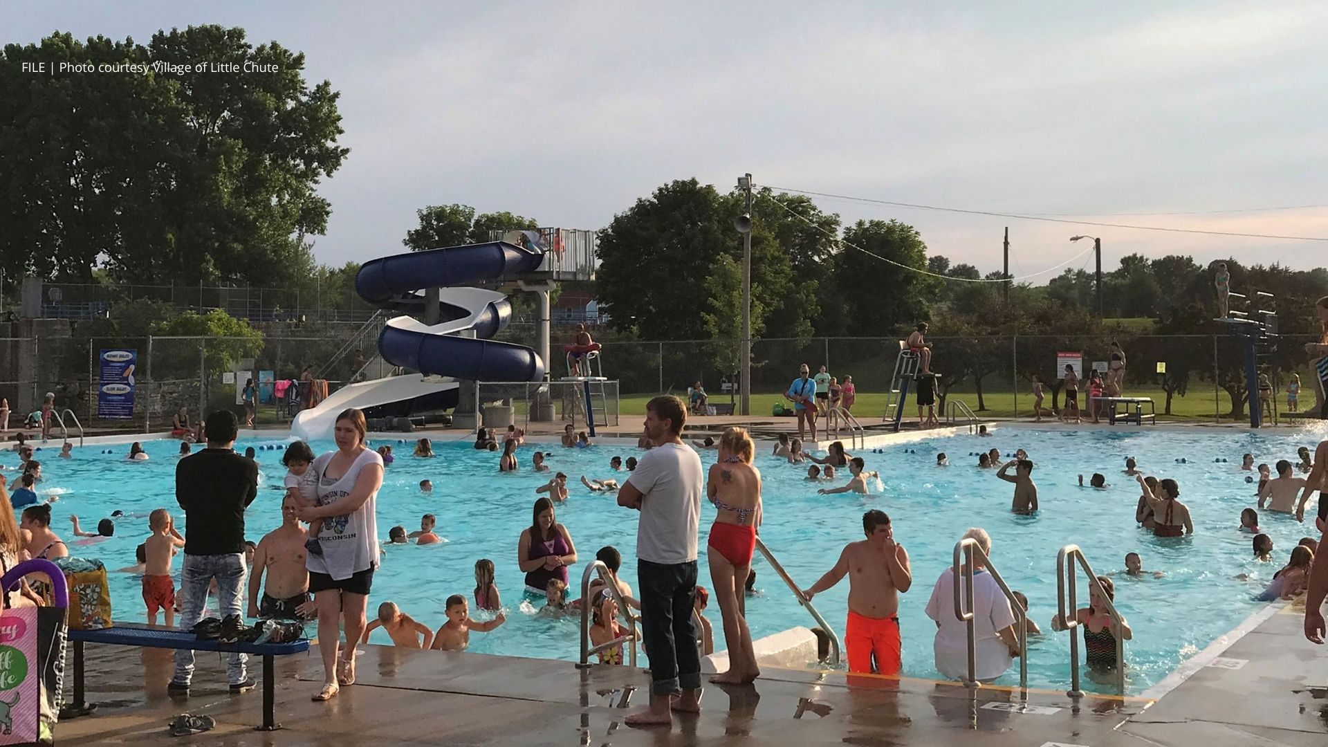 Update Doyle Pool In Little Chute Reopens July 13 Wfrv Local 5 Green Bay Appleton