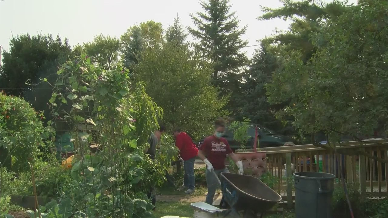 Green Bay organizations, volunteers come together to help community