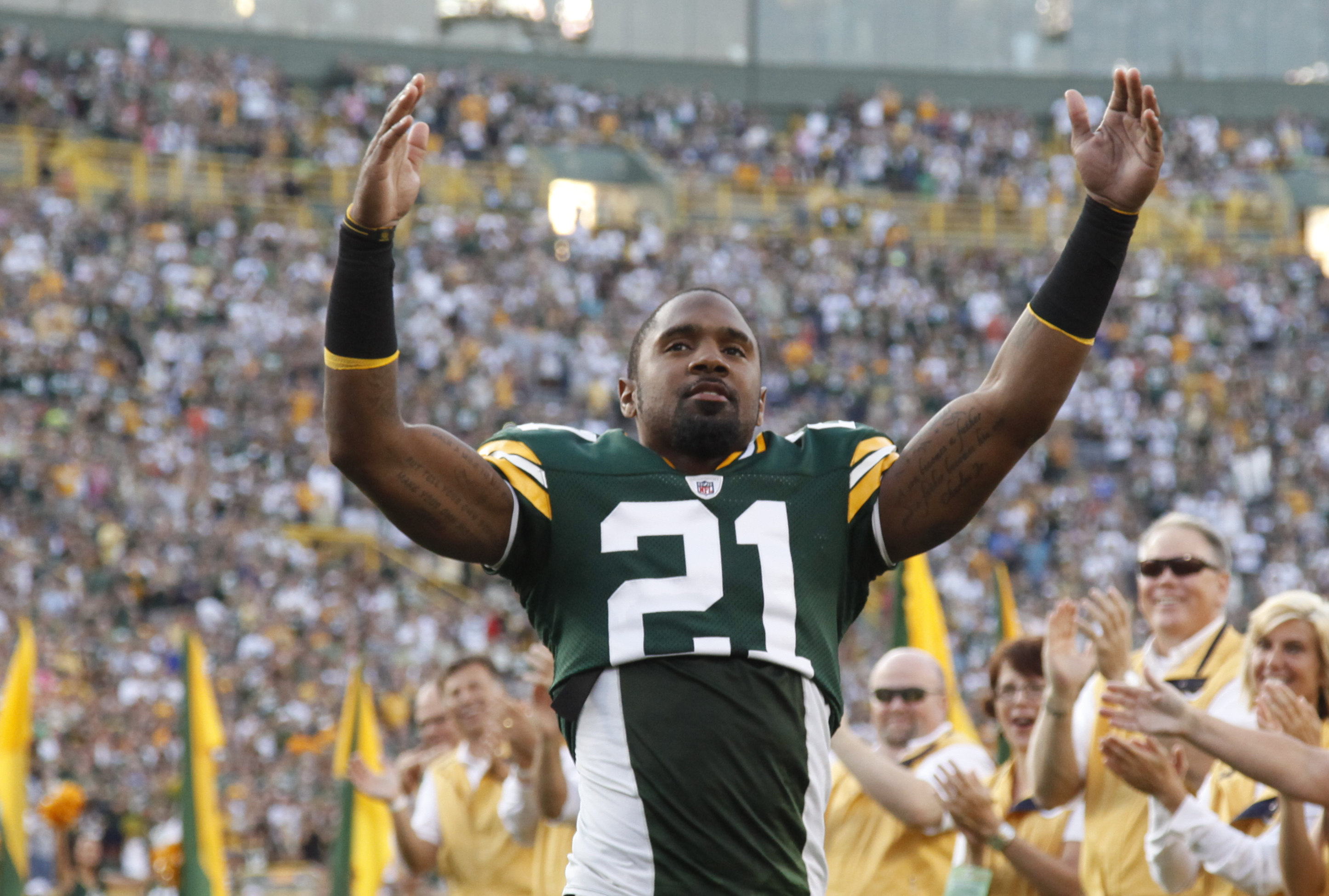 Charles Woodson to be inducted into Pro Football Hall of Fame ...
