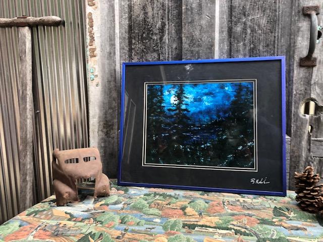 Pensaukee artist using talent to highlight true beauty of Northeast Wisconsin - WeAreGreenBay.com