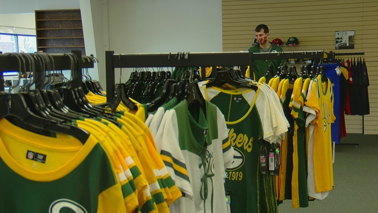 The Green Bay Jersey Store becomes the latest brick-and-mortar to ...