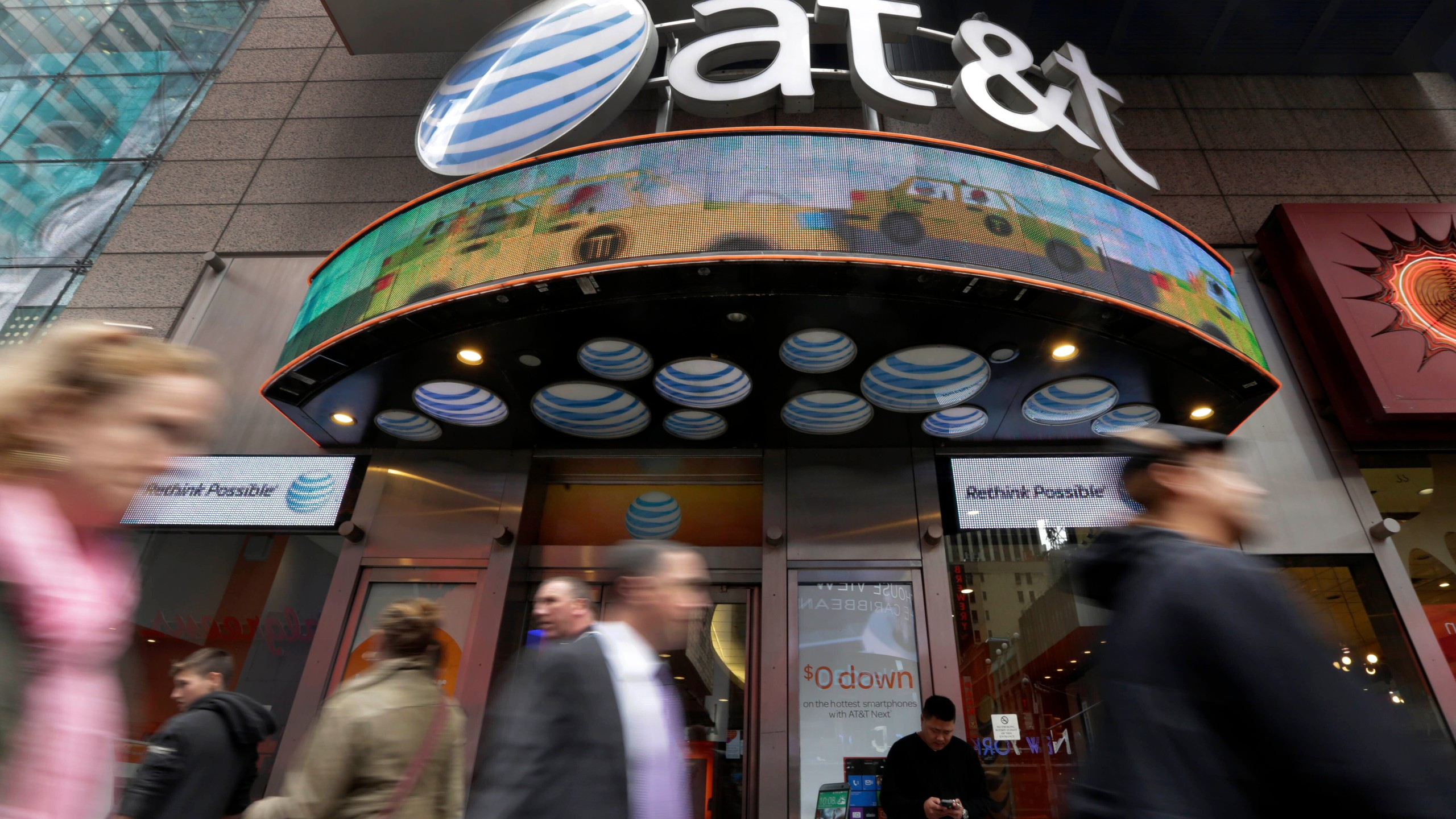 AT&T, Discovery join media brands as cord-cutting encroaches