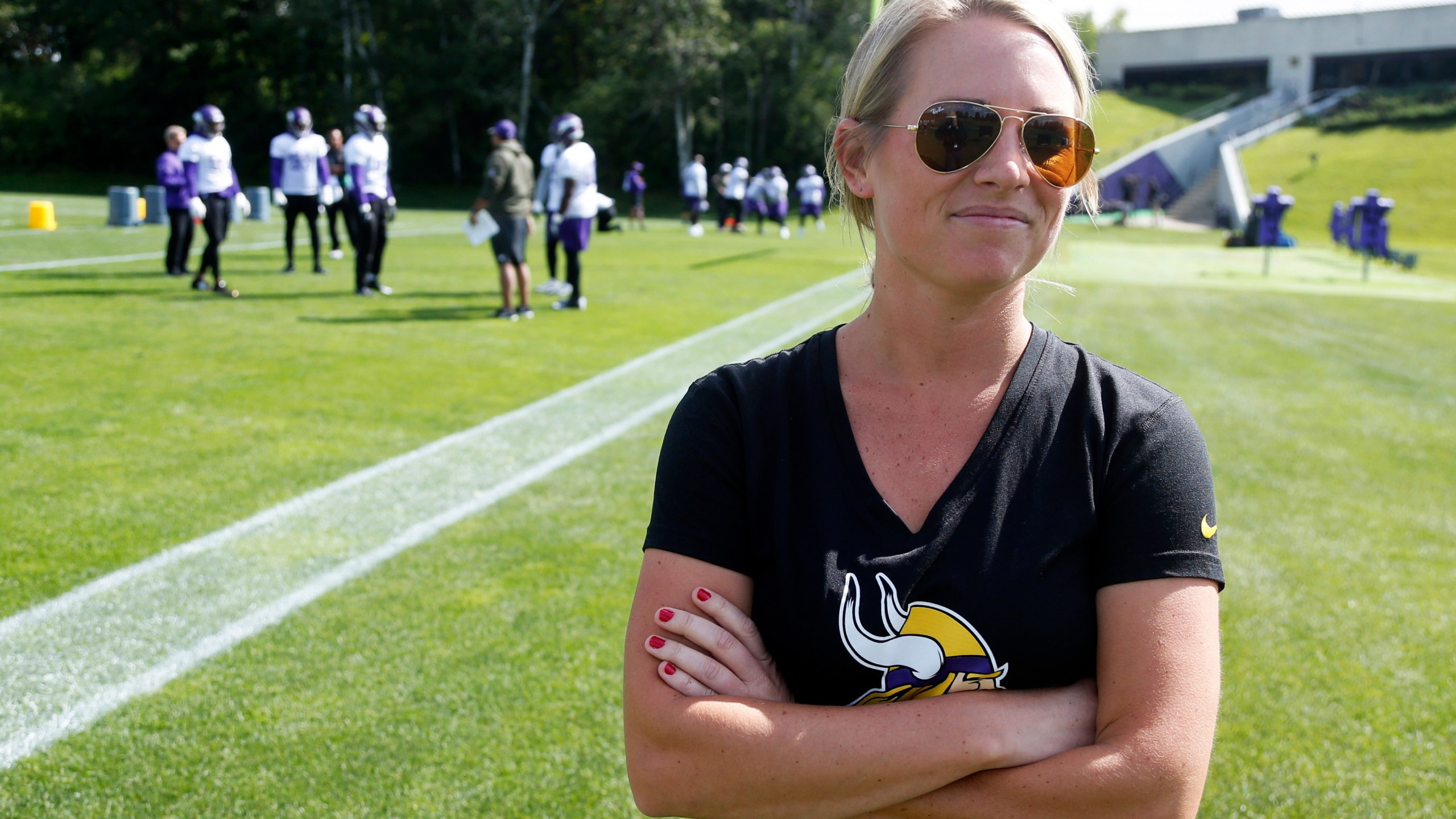 Sheboygan native hired by Broncos, highest-ranking female scouting exec in NFL