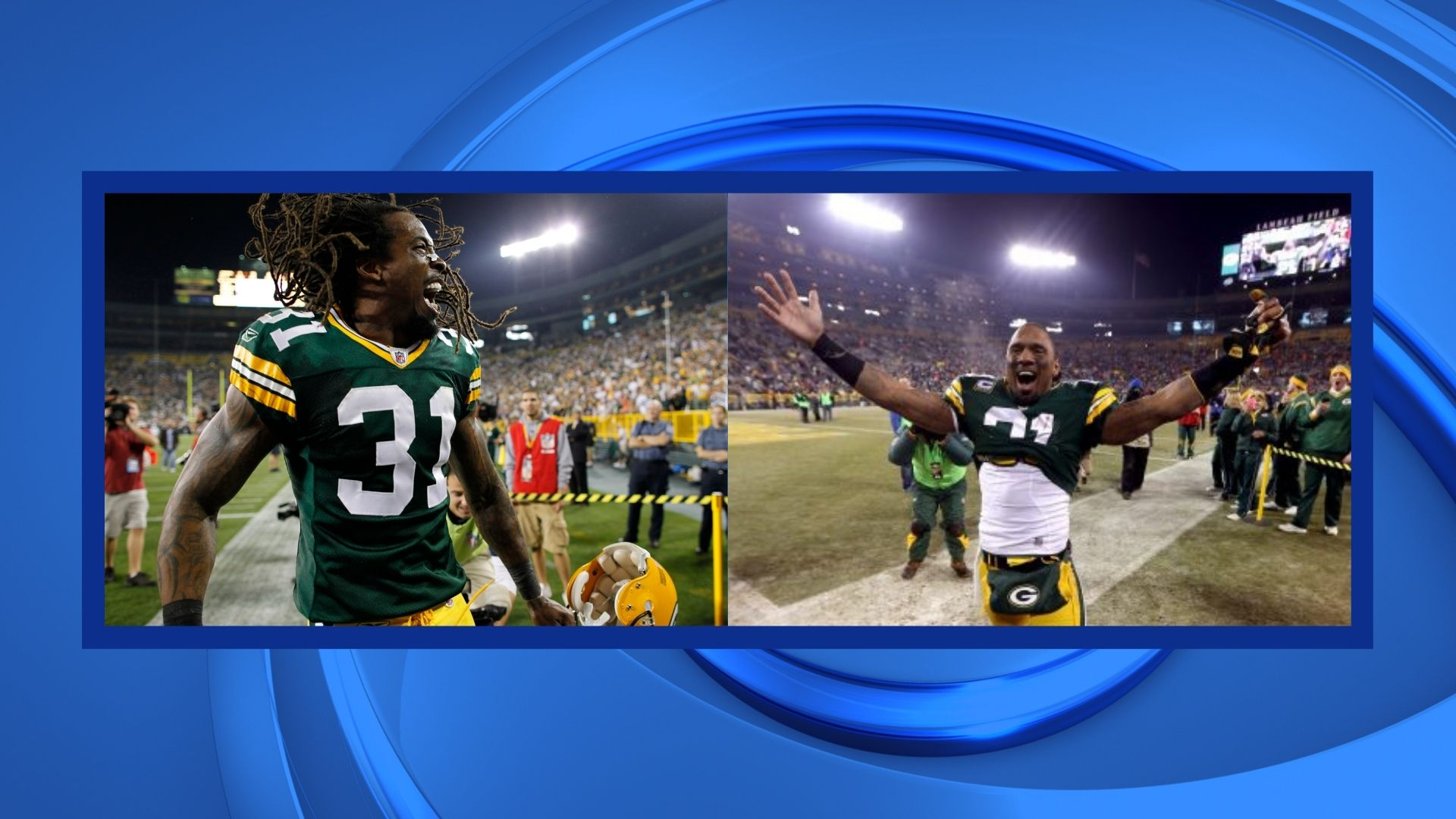 Charles Woodson, Al Harris to be inducted into Packers Hall of Fame on Aug. 28
