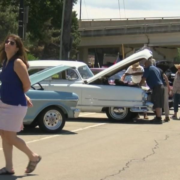 Cars and Guitars Car Show